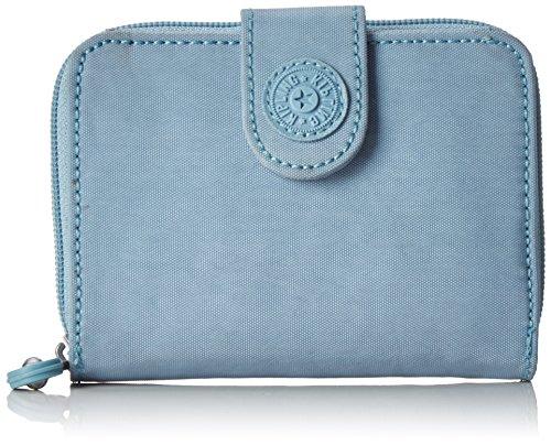 New Blupastel C Donna Kipling MoneyPortafogli Blue eD9YI2EWHb