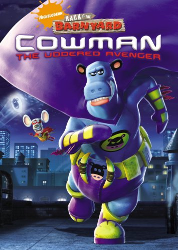 Back at the Barnyard: Cowman - The Uddered Avenger for $<!--$12.00-->