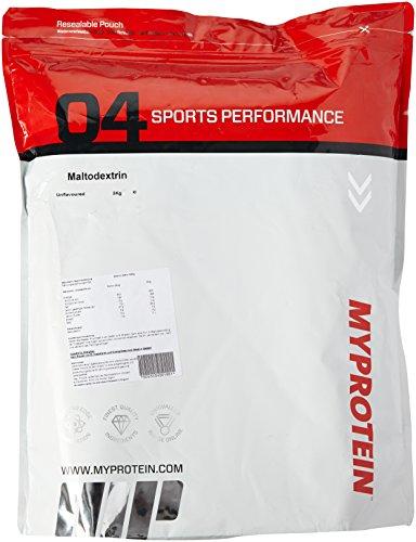 Myprotein Maltodextrin Geschmackneutral, 1er Pack (1 x 5 kg)