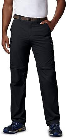 Columbia Silver Ridge Convertible Pant - Silver Ridge - Pantalón Convertible para Hombre, extendido