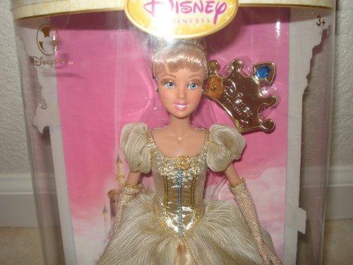 "Disney Golden Princess Collection: 15"" Cinderella Fashion Doll"
