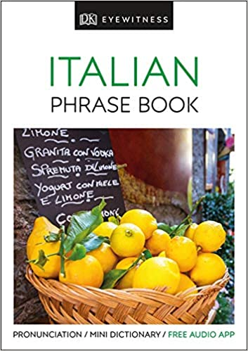 Italian phrasebook to get ready for a trip to Italy