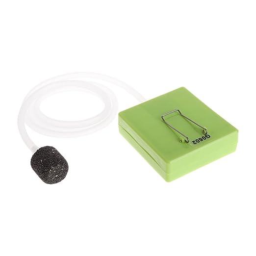 Amazon.com : Sarora - Aquarium Dry Battery Operated Fish Tank Air Pump Aerator Oxygen with Air Stone : Pet Supplies
