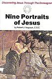 Nine Portraits of Jesus, Robert J. Nogosek, 0871932601