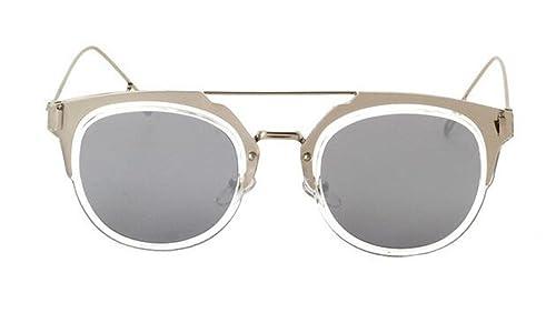 fffd1994ca GAMT Desginer Vintage Sunglasses Retro Full-rim Metal Frame Round Lens  Fashion Style Gold Frame