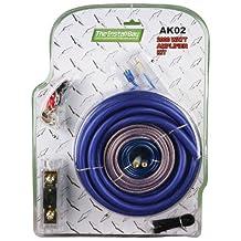Install Bay AK02 - 2000 Watt Amp Kit