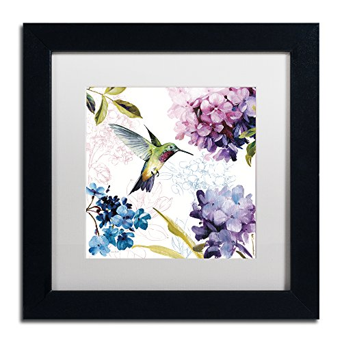 (Spring Nectar Square II Wall Decor by Lisa Audit, 11