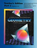 img - for Geometry Teacher's Edition Part 2 (Chapters 8-14) (University of Chicago School Mathematics Project) book / textbook / text book