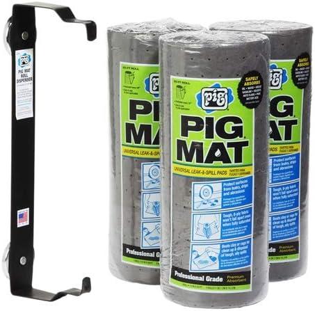 Exclusive absorbing garage mats