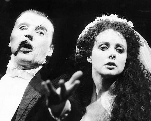 Michael Crawford i Sarah Brightman.