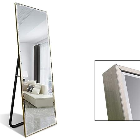 Specchio da Terra- Specchio a Pavimento a Tutta Lunghezza ...