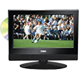 NAXA NTD1354 13.3' Widescreen Led HDTV/DVD Combination