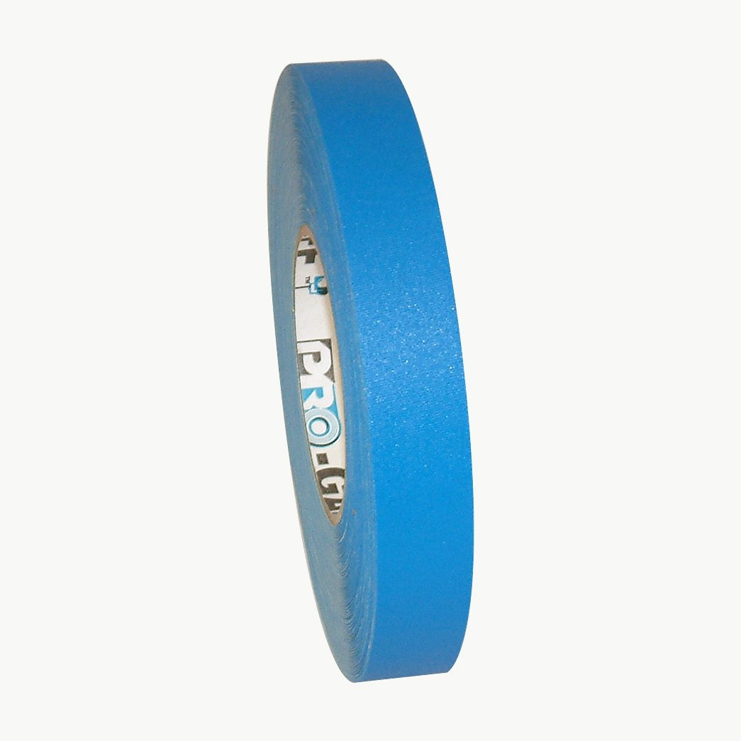 Pro Tapes Pro-Gaff/EBLU160 Pro-Gaff Gaffers Tape: 1'' x 55 yd.