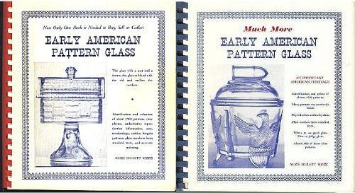 Early American Pattern Glass and Much More Early American for sale  Delivered anywhere in USA