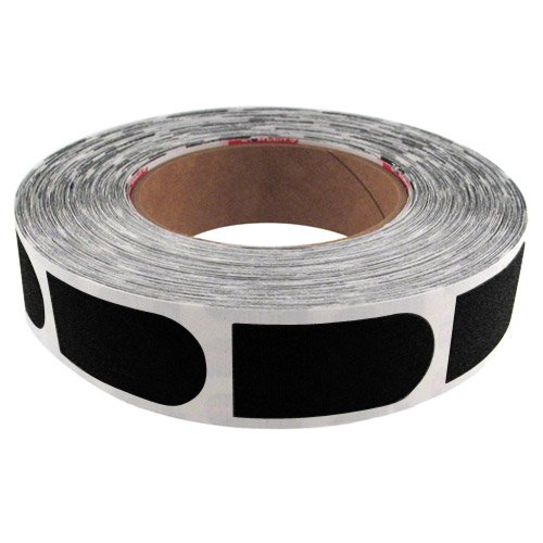 Bowlers Tape 500 Pieces 1'' Thumb Black