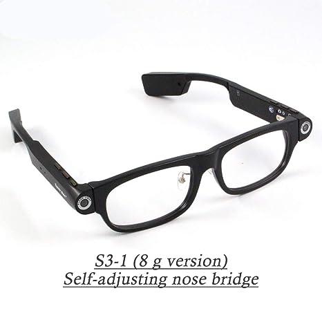 Gafas de sol inteligentes con cámara récord Gafas de sol ...