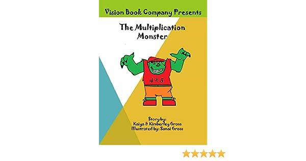 The Multiplication Monster - Lucky Little Learners 2017-10-11 13:00