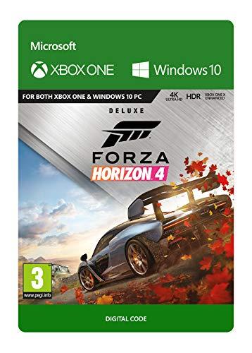 Forza Horizon 4 – Deluxe Edition| Xbox One/Win 10 PC – Download Code