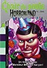 Chair de poule Horrorland, tome 18 : Un révei..