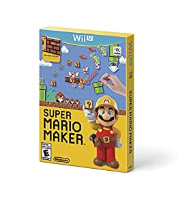 Super Mario Maker - Wii U Super Mario Maker Edition