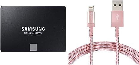 Samsung 860 EVO - Disco Estado Solido SSD (1 TB, 550 megabytes/s ...