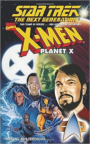Planet X Star Trek The Next Generation