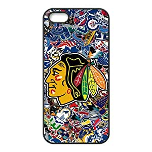 TYH - SVF Chicago blackhawks Phone Case for Iphone 5s phone case