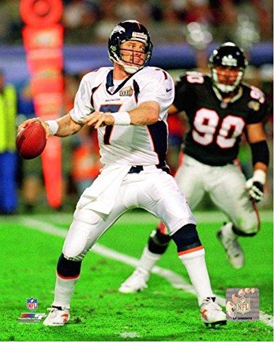 "John Elway Super Bowl XXXIII Photo (Size: 8"" x 10"")"