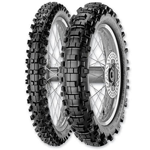 Metzeler 6 Days Extreme 90/90-21 Front Tire 2055100 by Metzeler
