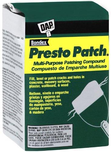 Presto Patch - Dap 58505 4 Lb Presto Patch Multi Purpose Patching Compound