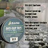 Anti-Slip Grip Tape Roll