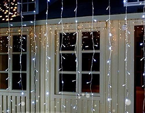 String Licht LED Outdoor Lichterkette 3mx4m Led Icicle String Lights Weihnachten Fee Lichter outdoor Home für Hochzeit/Party/curtain.decoration