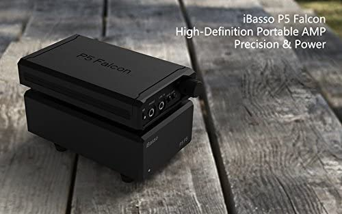 120V Version iBasso P5 Falcon High-Definition Portable AMP with Power Supply