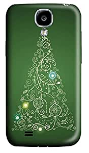 Samsung S4 Case Christmas Tree 3D Custom Samsung S4 Case Cover