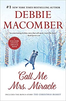 Call Me Mrs Miracle Christmas ebook
