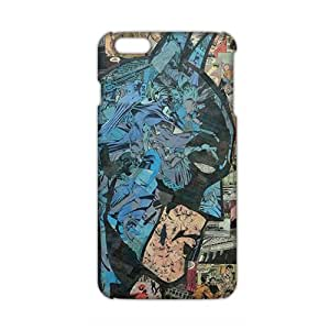 2015 Ultra Thin 3D Case Cover Batman Phone Case for iPhone6 plus by ruishername