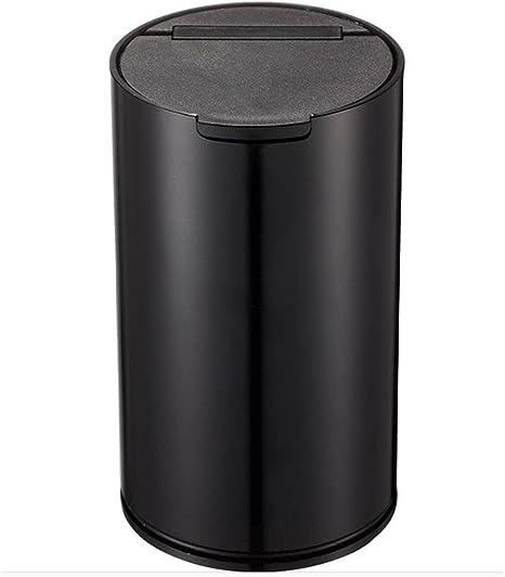 Nachen Auto Aschenbecher Aus Edelstahl Mit Metalldeckel Creative Airtight Hochtemperatur Aschenbecher Black 60 110mm Sport Freizeit