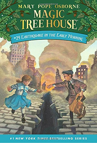 Earthquake in the Early Morning (Magic Tree House)