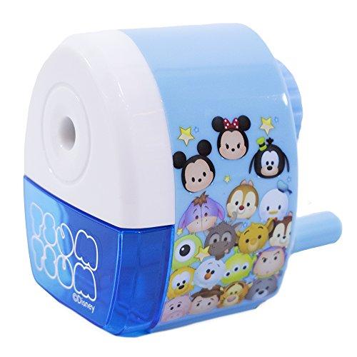 Apontador A Manivela Azul Tsum Tsum - Disney