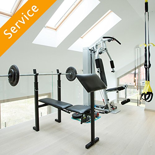 Home Gym Assembly by Amazon Home Services