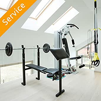 Home gym assembly amazon home services