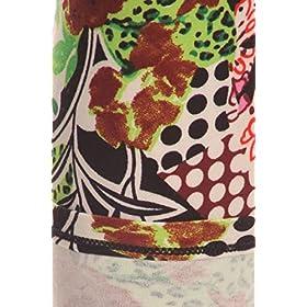 - 51LFH3WyJDL - Print Leggings Carnation Brier (N388-Plus)