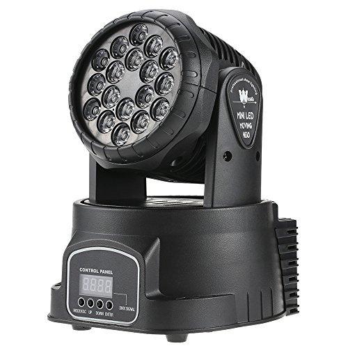 Moving Head Wash Light 18X3W Leds