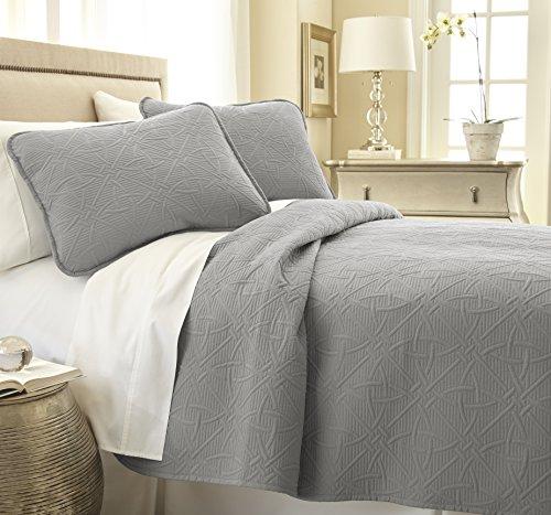 Southshore Fine Linens Vilano Springs Modern Quilt Set