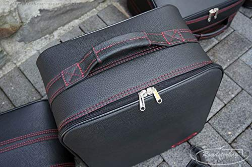 CKS Jaguar F-Type F Type Convertible Cabriolet Roadster Bag Suitcase Luggage Bag Set