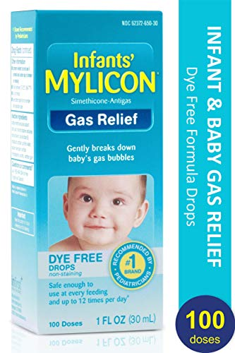 Infants' Mylicon Gas Relief