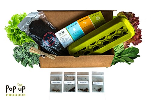 Vegetable Gardening Kit - 9