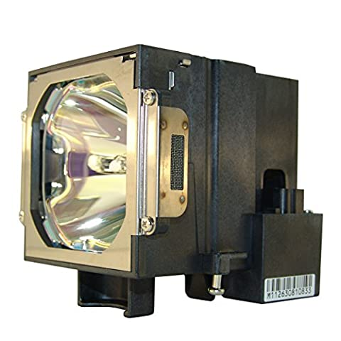 AuraBeam Economy Sanyo POA-LMP104 Projector Replacement Lamp with Housing - 337 Lamp