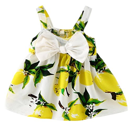 rjxdlt-baby-girls-sling-bowknot-lemon-print-skirt-dress-0-6-months-yellow