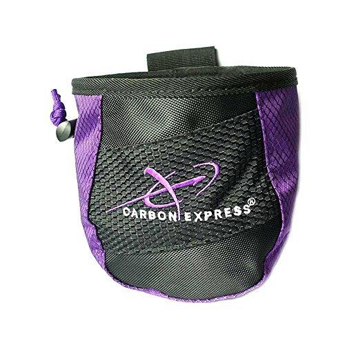 Carbon Express Release Pouch - Purple/Black ()